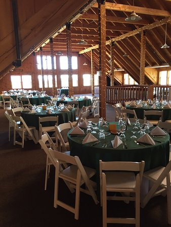 Danbury, Nueva Hampshire: Reception/dinner location