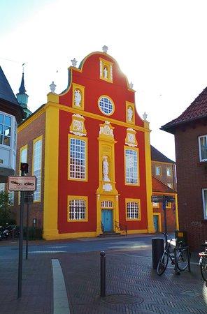 Meppen, เยอรมนี: Gymnasialkirche