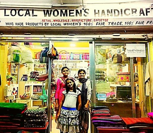 Local Women's Handicrafts