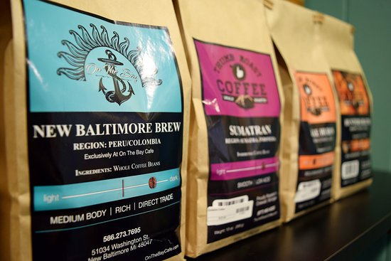 New Baltimore, MI: Speciality Coffees