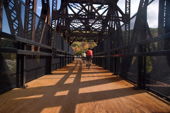 Laurel Highlands, PA: Take a brisk ride on the Great Allegheny Passage