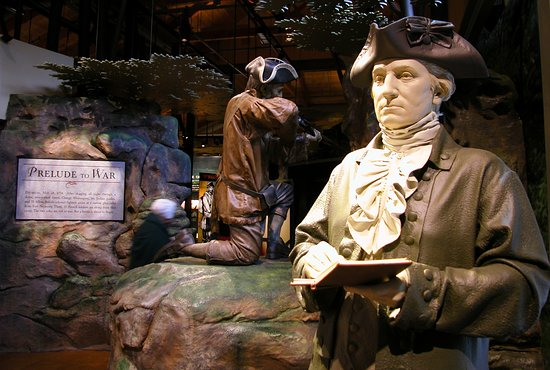 Immerse yourself in Laurel Highlands' past at historical sites