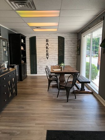 Heavenly Pastries And Coffee Review Of Milk And Honey Bakery Plainfield In Tripadvisor