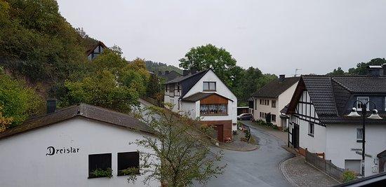 Medebach, Γερμανία: Uitzicht kamer 7