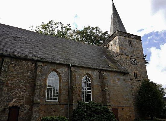 Emlichheim, Germany: Evangelische Reformatorische kerk (1150)