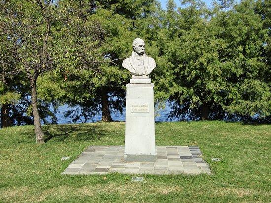 Tineretului Park: Taras Sevcenko Denkmal