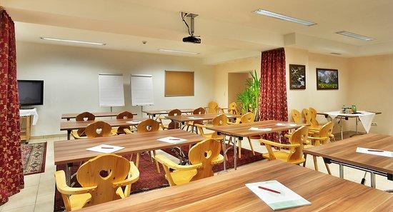 Murau, Österreich: Seminarraum