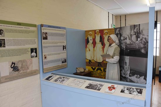 Exhibition Stand Art : Indoor exhibition stand picture of stow maries great war