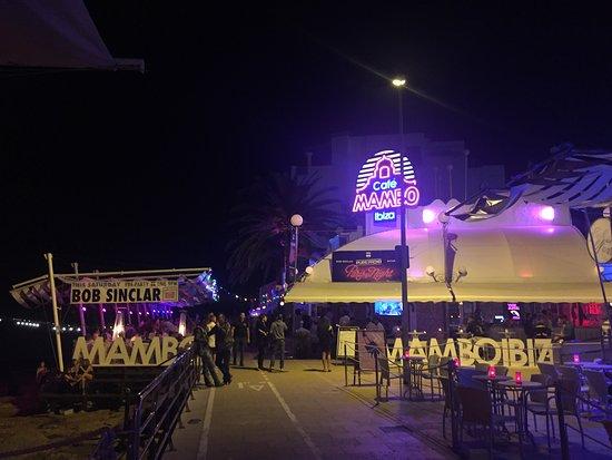 Cafe Mambo Photo