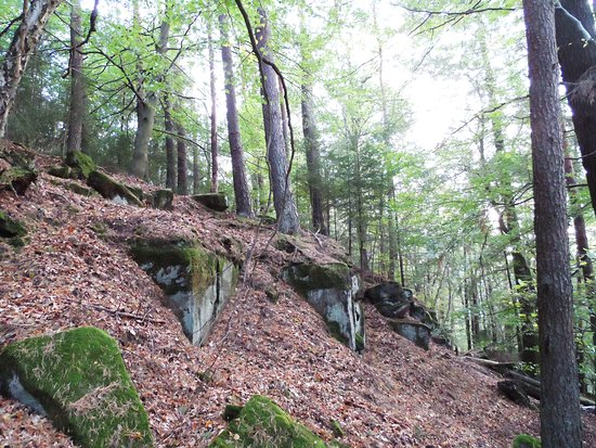 Römische Höhensiedlung Großer Berg