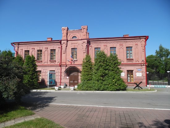 ‪The Museum Complex of Military Glory of Omsk‬