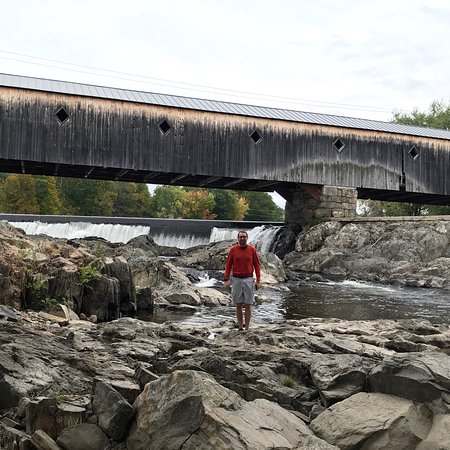 Haverhill-Bath Covered Bridge: photo1.jpg