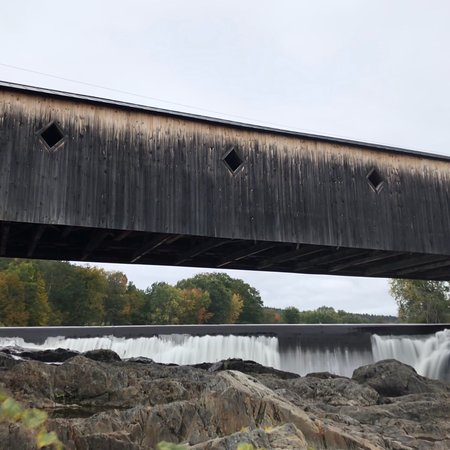 Haverhill-Bath Covered Bridge: photo2.jpg