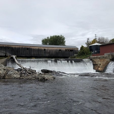 Haverhill-Bath Covered Bridge: photo3.jpg