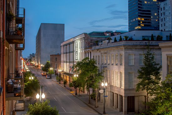 The Eliza Jane, Hotels in New Orleans