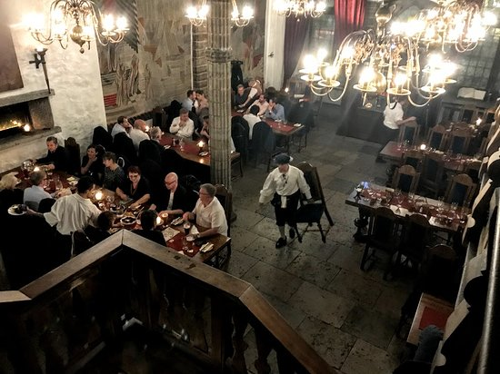 Great Hall at Peppersack Restaurant