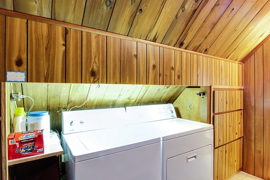 Otter Rock, Όρεγκον: Washer/dryer