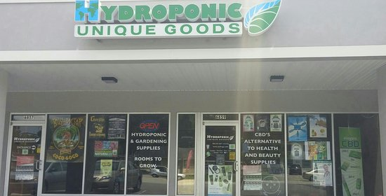 Hydroponic Unique Goods