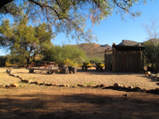 Touwsrivier, แอฟริกาใต้: DeWetsRus Campsite