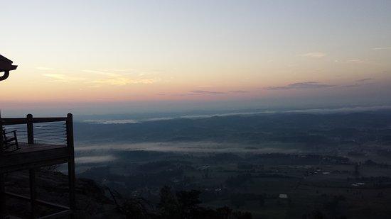 Duff, TN: Sunset