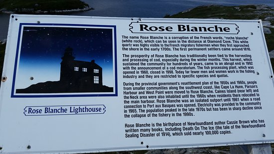 Rose Blanche Lighthouse Scenic Drive照片