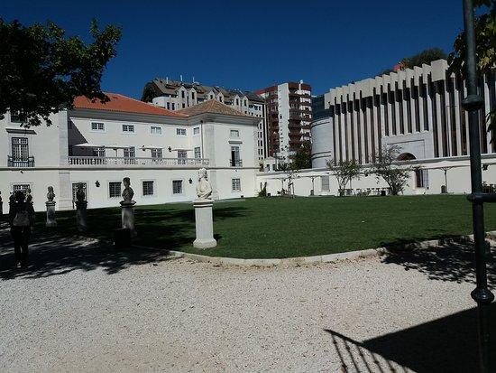 Biblioteca Palacio Galveias