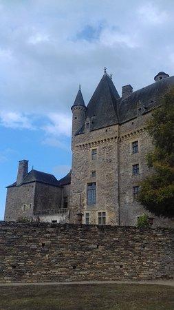 Jumilhac-le-Grand, Francia: vue des jardins