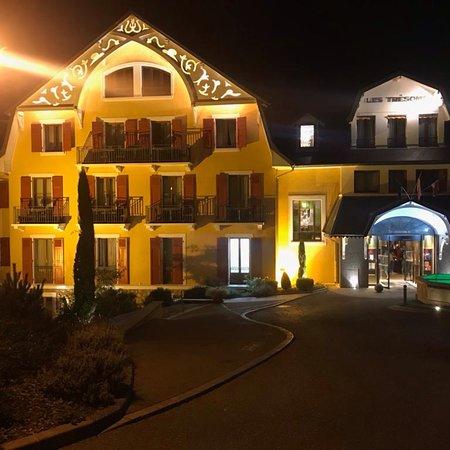 Les Tresoms, Lake and Spa Resort : photo8.jpg