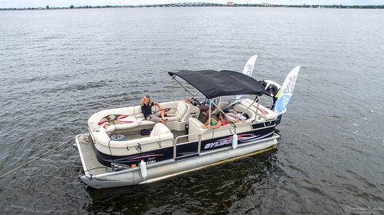 Sylvan Pontoon Picture Of 321 Boat Rentals Club