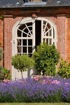 Acquigny, France: Orangerie 18ème avec son jardin méditerranéen et sa collection d'agrume