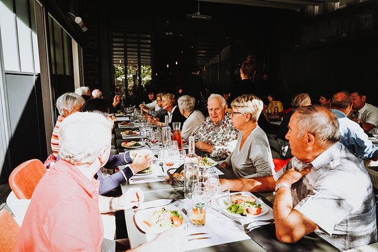 repas de groupe