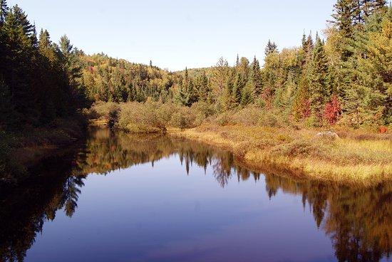 Saint-Come, Kanada: Il fiume