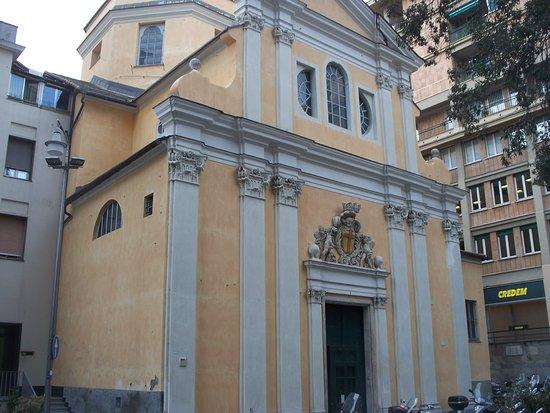 Chiesa di Santa Croce e San Camillo