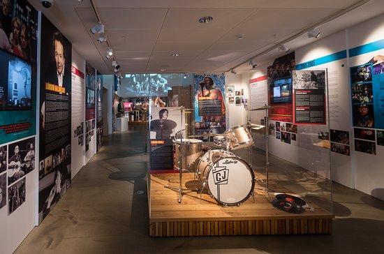 Rokksafn Íslands - The Icelandic Museum of Rock 'n' Roll