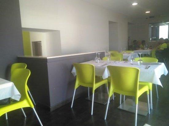 Masquefa, Spain: Interior restaurante