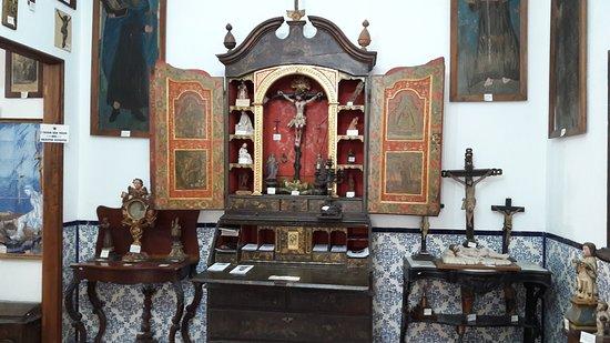 Vila Flor, โปรตุเกส: Oratório do século XVIII.