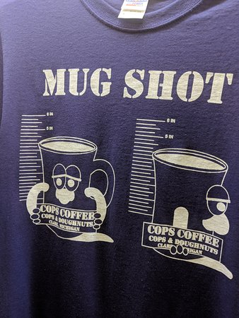 Clare, MI: Gift Shop--Fun Tee Shirts
