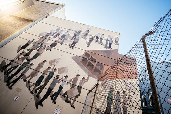 Dunedin Street Art by Hyuro (Argentina)