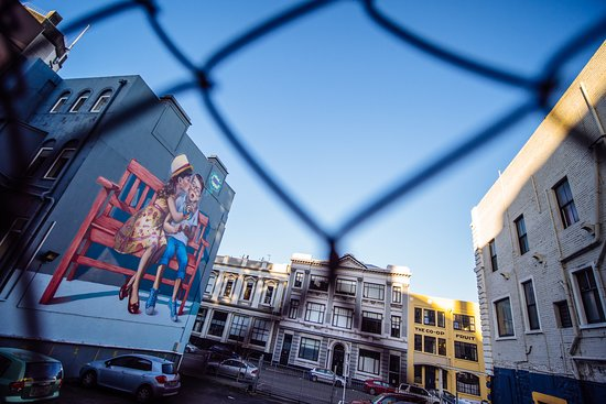 Dunedin Street Art by Natalia (Poland)