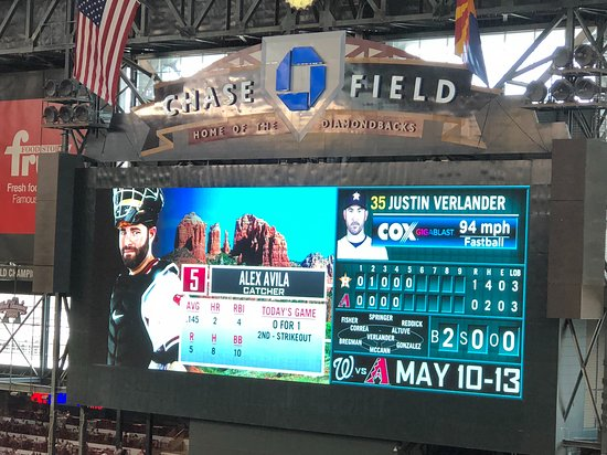 Chase Field 사진