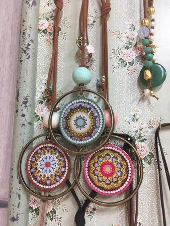 Casa da Boa Memoria: Necklace - Fall/Winter 2018