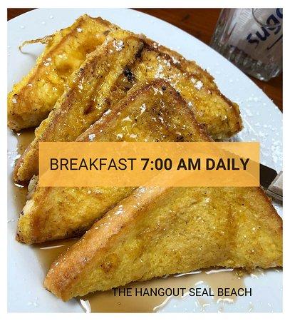 The Hangout Restaurant Beach Bar Best Seal Breakfast Open Now Nearby
