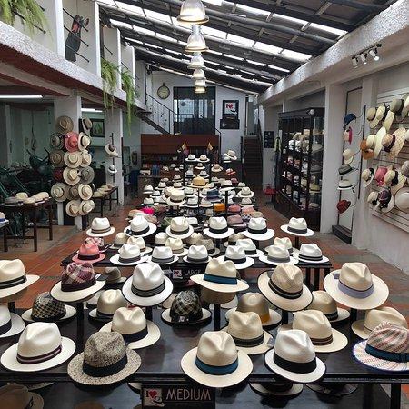 f7ba593e3c416 Barrancos Panama Hats
