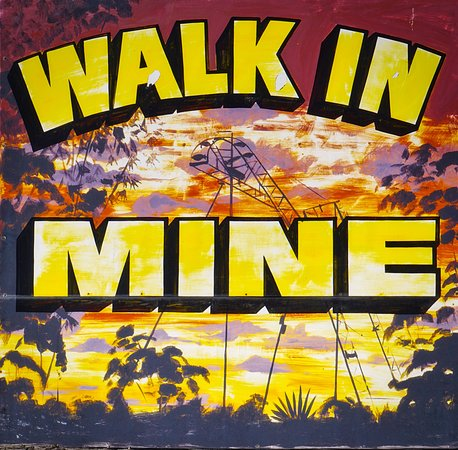 Lightning Ridge, Australia: Opal Mine Adventure (WALK IN MINE)