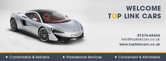 Taxi service in Camberley, Frimley, Farnborough and other towns.