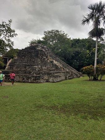 The Native Choice: Ruins at Chacchoben