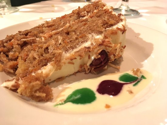 Stanhope, NJ: SB's House-made Carrot Cake