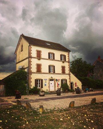 Clamerey, França: Jour d'orage