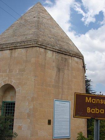 Elazig, Turquia: Mansur Baba Türbesi 8