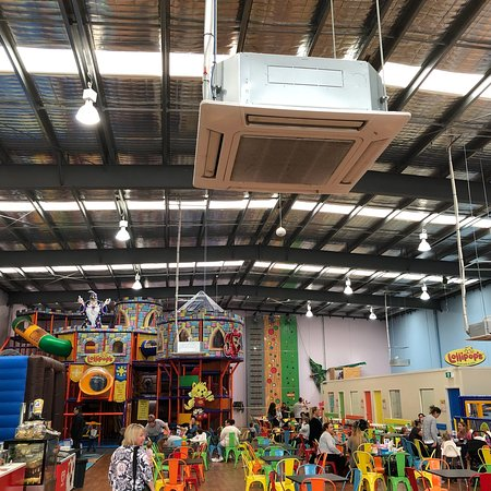 Carrum Downs, Australie : Lollipop's Playland and Cafe